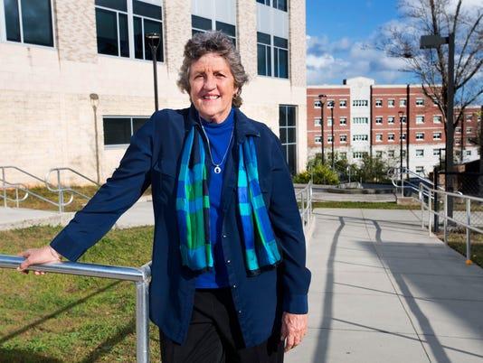 UWF President-Judy Bense