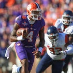 NFL draft projections vary for Clemson's top prospects