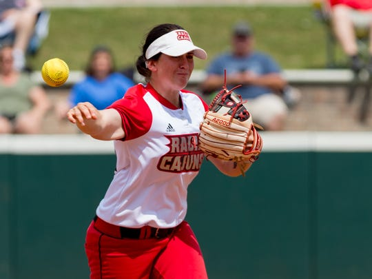 UL shortstop Alissa Dalton was voted by the league's coaches as the Preseason Sun Belt Conference Player of the Year heading into the 2019 season.