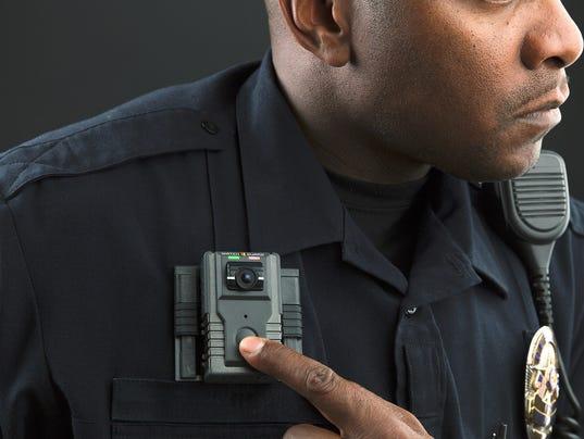 Watch Guard body camera 2