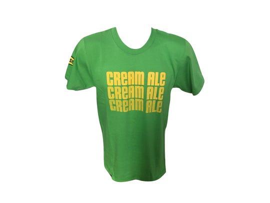 Cream Ale Fade t-shirt