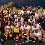 Manheim Township claims 2016 L-L girls' soccer title