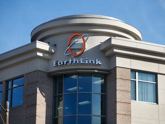 The Earthlink office on Alexander Street and Monroe Avenue in Rochester.