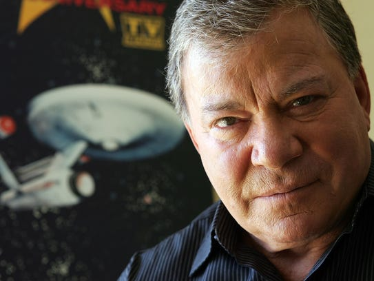 William Shatner will appear at Phoenix Comicon.