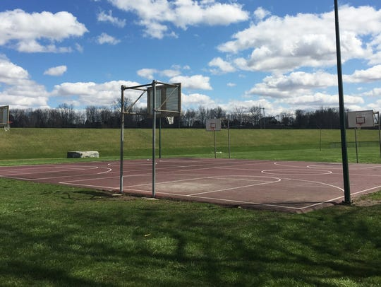 In 2016, the state gave Fremont $50,000 to refurbish the basketball courts at Rodger Young Park. The courts were vandalized Saturday night by a teenager who admitted to driving across the courts, leaving tire marks.