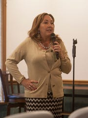 Leona Bateman, Founder and CEO of the Creekers Foundation,
