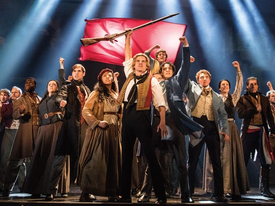 """""""Les Miserables,"""" at Wharton Nov. 12-17, is the revival of the 1980 musical based on Victor Hugo's novel about the French Revolution."""