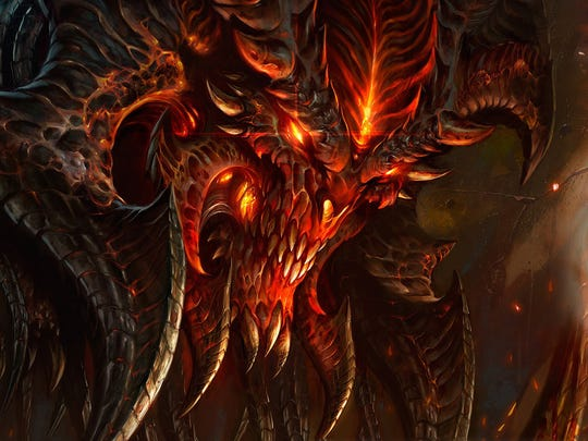 """Return to the world of Diablo and battle the angel of death in """"Diablo III: UltimateEvil Edition."""""""
