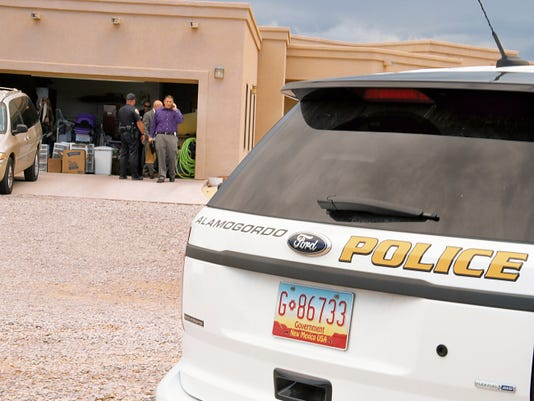 Alamogordo Police Department detectives continue their investigation into an accidental shooting in the 200 block of Hamilton Ridge Road Saturday morning, an APD spokesman said. Detective Lt. Roger Schoolcraft said the initial investigation indicates a woman was accidentally shot inside the home around 10:30 a.m. Saturday. Schoolcraft said he has no further information to release at this time.