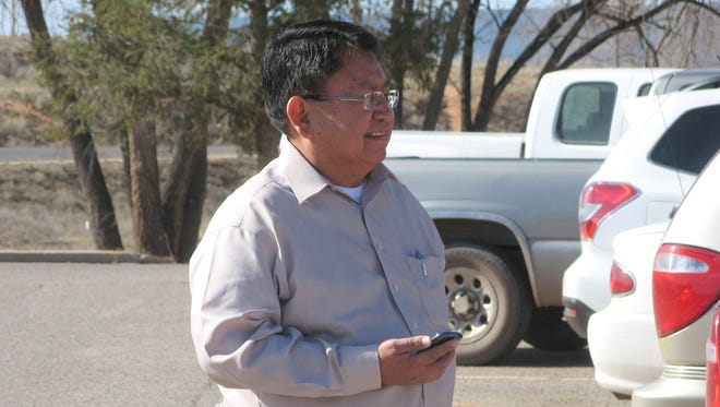 The candidacy filing period for a seat on the Navajo Nation Council formerly held by Delegate Mel R. Begay is now open.