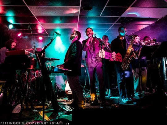 If you like your music uplifting with a soulful underpinning, a dash of humor and a twist of progressive rock, the Jackson-based Mad Feather Group are the group for you.