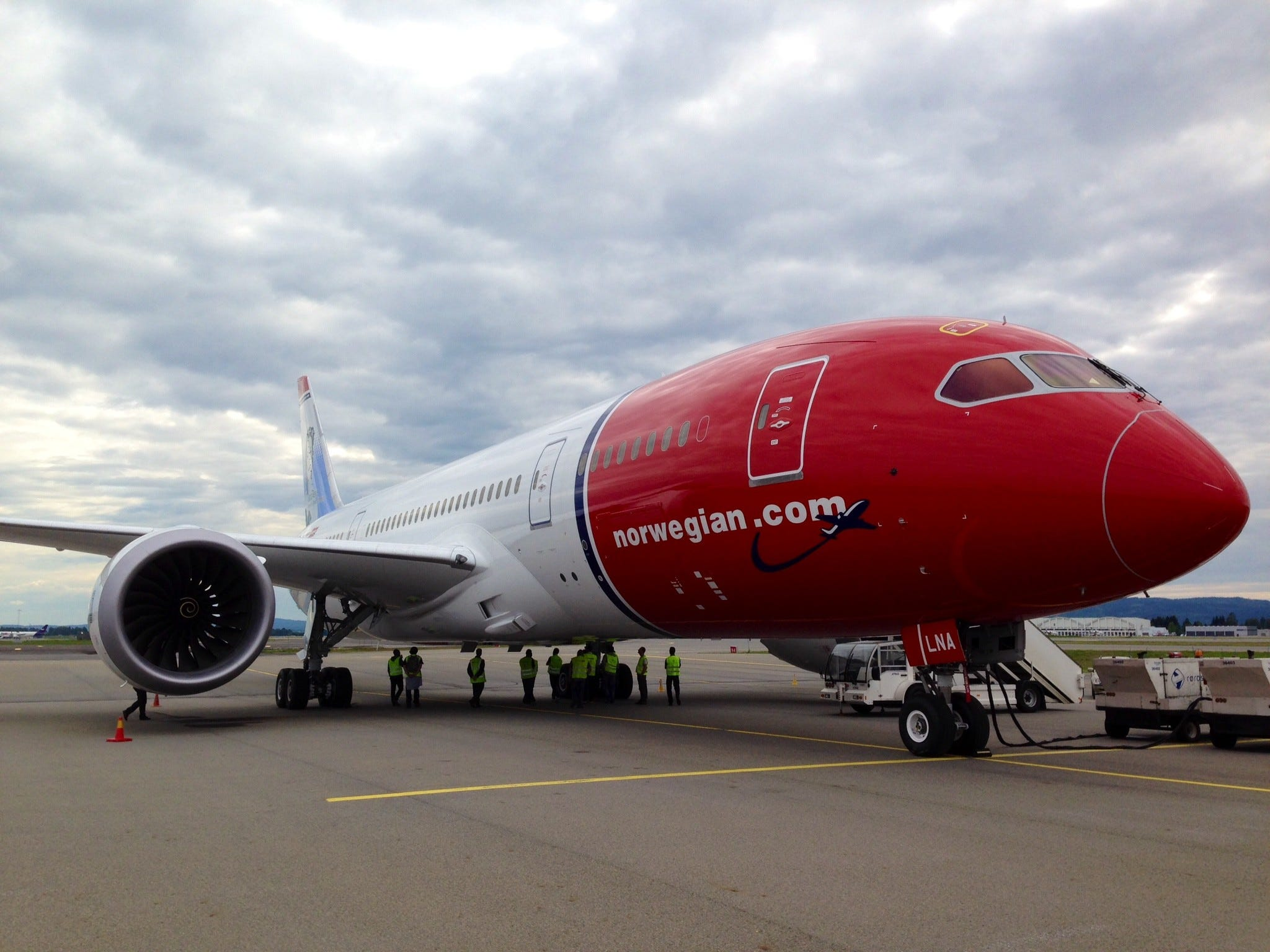 Our Aircraft | Norwegian