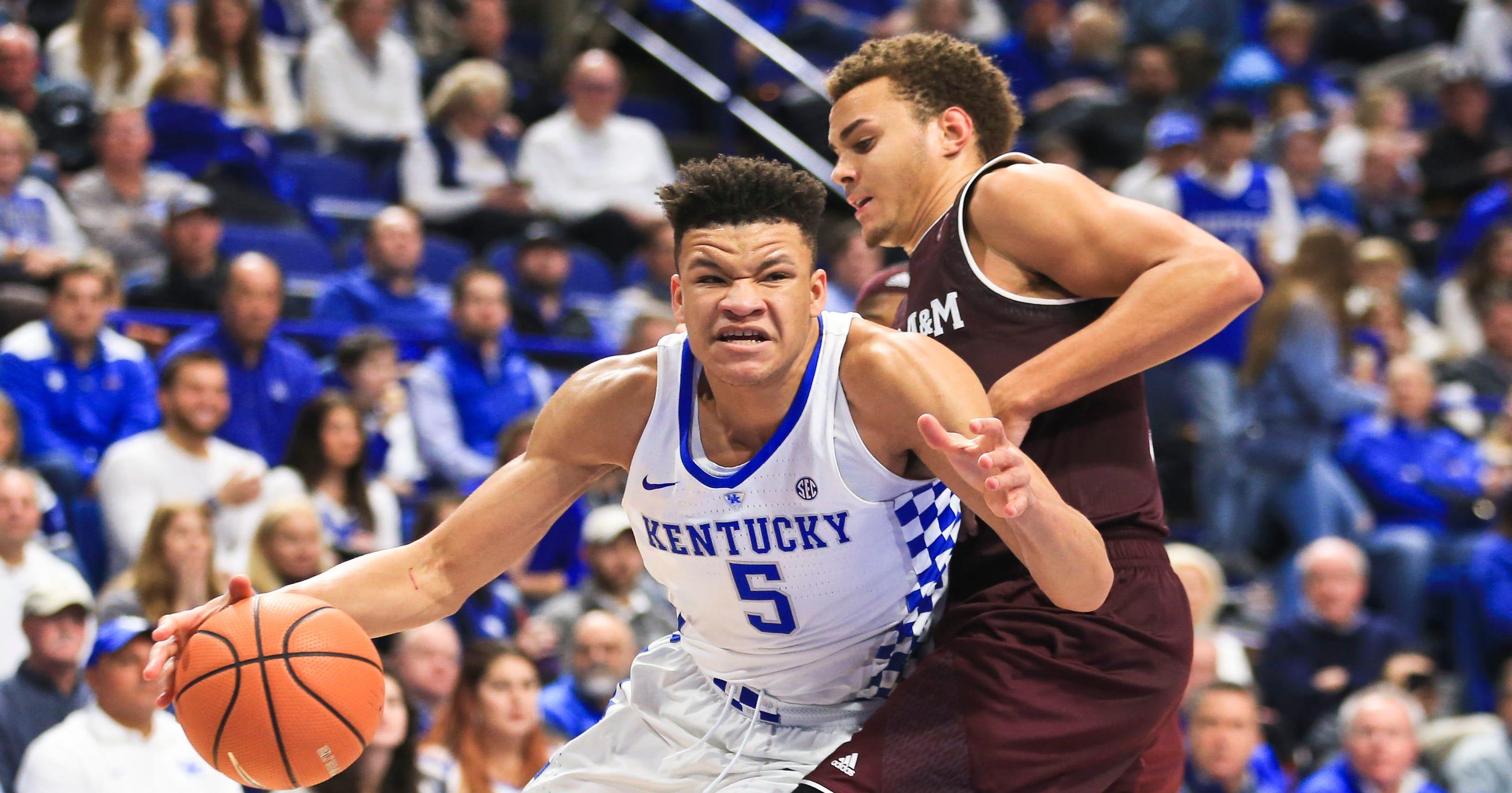 d118cb50365 3 questions facing Kentucky basketball going into matchup at Vanderbilt