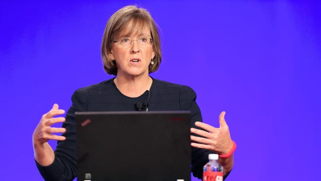 Mary Meeker is a senior partner at Kleiner Perkins Caufield & Byers.