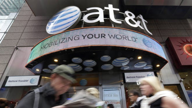 AT&T issued a cautious statement urging for congressional oversight of data privacy issues as Apple and the FBI fail to resolve their differences over a shooter's iPhone data.