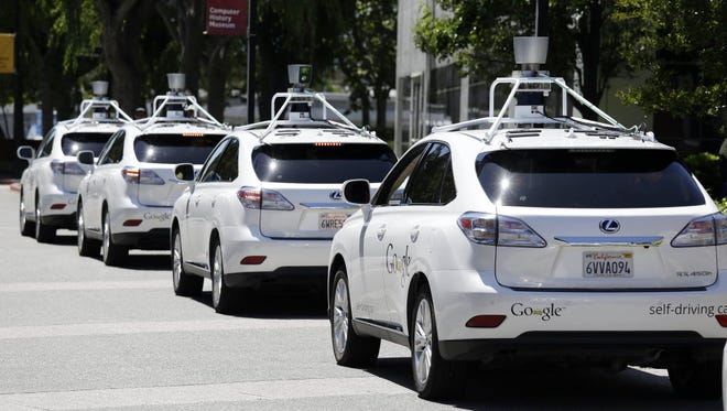 Google has been testing self-driving car technology on a fleet of Lexus SUVs equipped with special radar and LiDar.