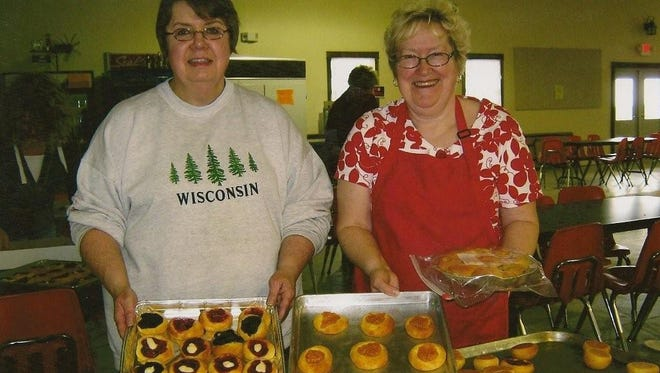 The event will include a bake sale featuring Heritage Farm kolaches.