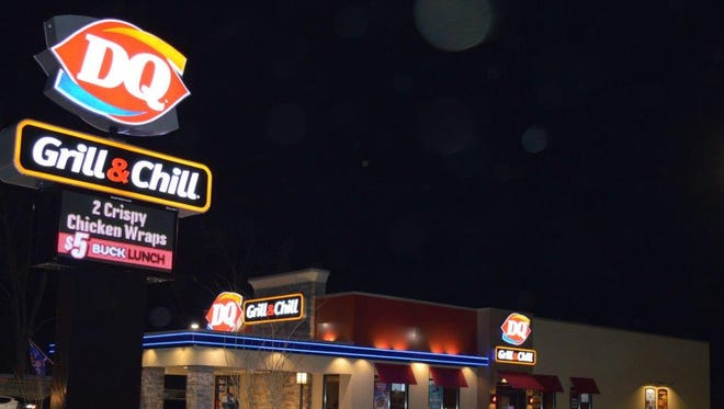 New locations of Dairy Queen Grill & Chill scheduled to open in the fall at Shreveport and Bossier City.