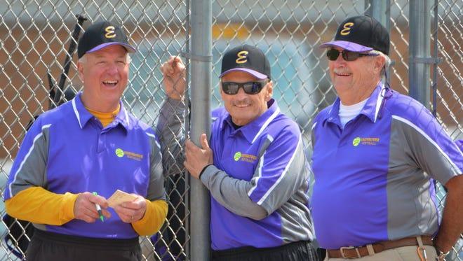 Jeff Setz led Eisenhower's football and softball teams to state championships