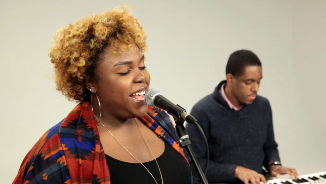 Local R&B artist B~Free will sing soulful love songs from the '80s as part of the Valentine's Day Soiree concert at Company Brewing Friday.