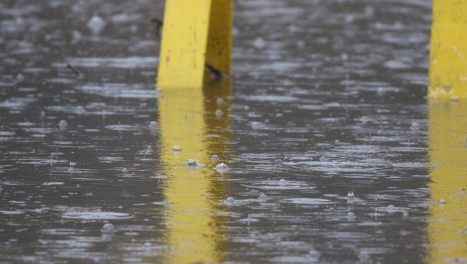 Rochester has had nearly 3 more inches of rain than normal this May.