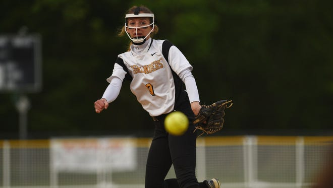 Paige Masiello and second-seeded West Milford defeated No. 3 NV/Demarest, 2-1 in the North 1, Group 3 semifinals.