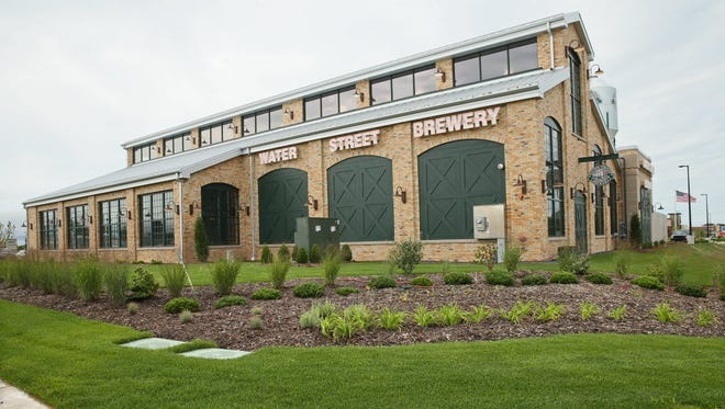 Water Street Brewery's restaurant in Oak Creek was among the four included in a class-action lawsuit filed by servers.