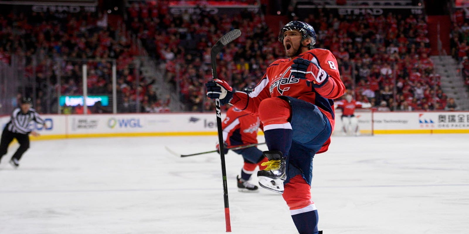 Alex Ovechkin wins NHL goal scoring race for seventh time 66ce7df96a3f