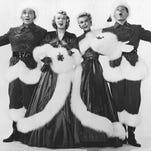 White Christmas (1954) stars Bing Crosby, Rosemary Clooney, Vera-Ellen and Danny Kaye.