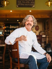 Jeff Smedstad is the chef and owner of Elote Cafe in