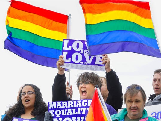 Your Say 1118 gay marriage