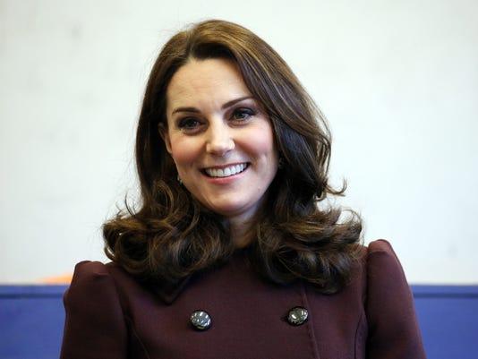 1675fb37b4d84e Duchess Kate has emotional message for Children s Mental Health Week