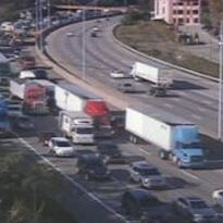 NB I-71 reopens after crash near Smith Road