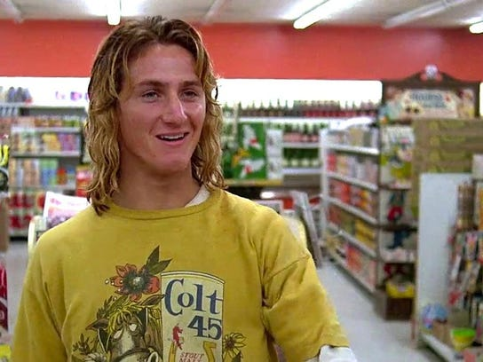Jeff Spicoli (played by a hilarious Sean Penn) is back