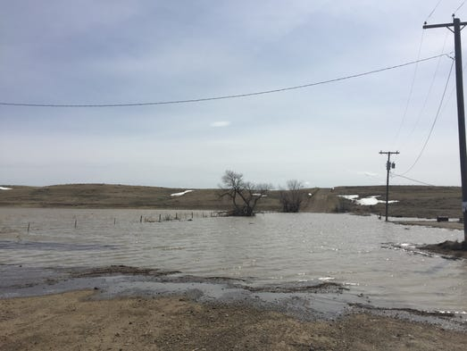 Harlem, Chinook brace for flooding as Milk River rises