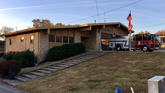 Hendersonville Mayor Jamie Clary's budget proposal includes repairing or replacing the fire department's headquarters.
