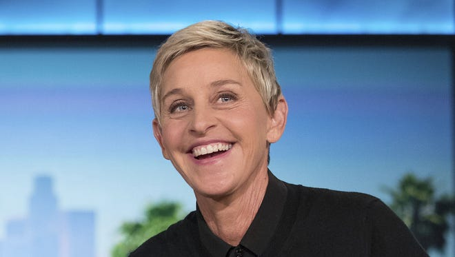 'The Ellen DeGeneres Show' won best entertainment talk show at the Daytime Emmy Awards.