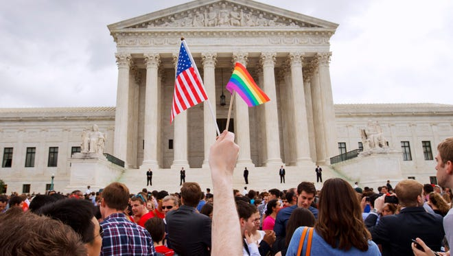 Supreme Court's same-sex marriage ruling turns 5: Acceptance, advancement, but opposition remains