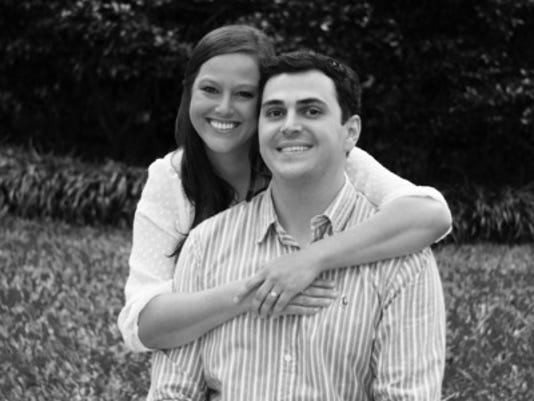 Engagements: Stacey Fruge & Andy Chautin
