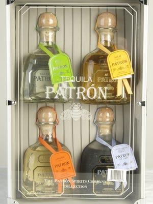 Patron tequila.