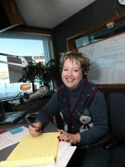 KIOA's Pam Dixon on March 2010.