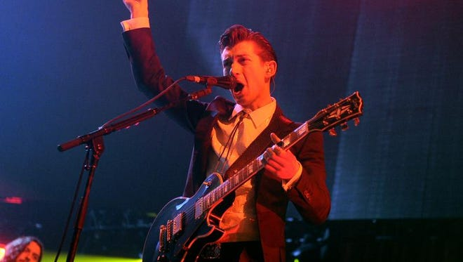 Arctic Monkeys headline Lollapalooza later this summer, but next week they'll be making waves at the Miller Lite Oasis for Summerfest.