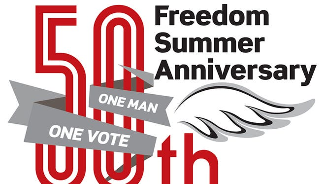 Join us Sunday online and in print for complete coverage of the anniversary of the 'Freedom Summer.'