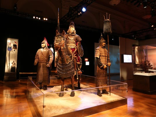 Genghis Khan Exhibit Photos (1)