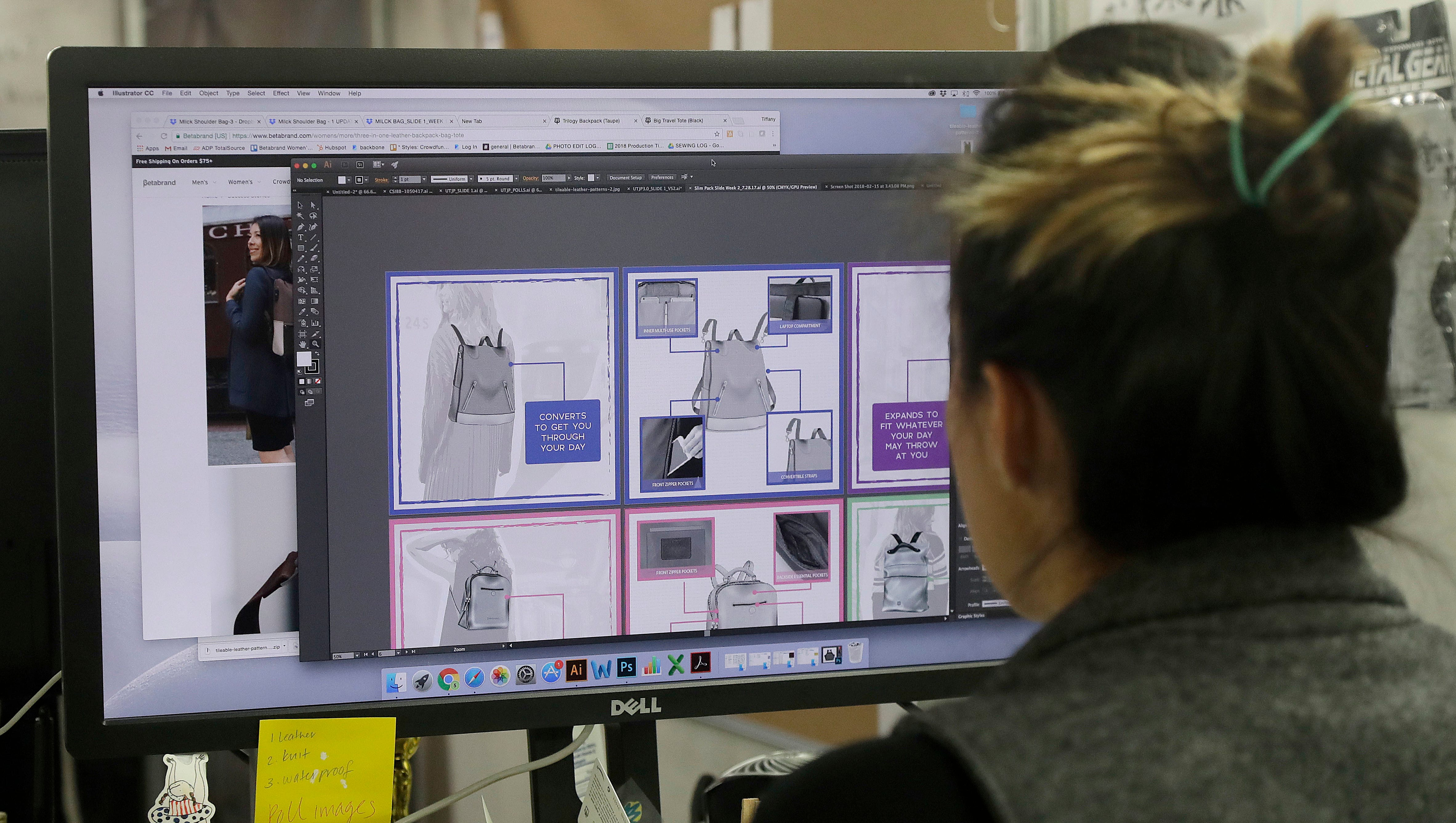 Fashion Firms Upend Design Routine To Focus On Speed Trends