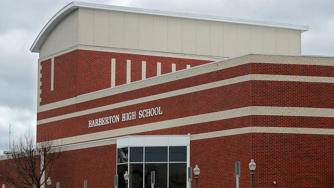 Barberton City School District's reopening plan includes scheduled mask breaks and no busing for high school students.