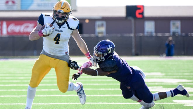 Augustana and USF won't be able to play for a Division II championship after the NCAA decided Wednesday that there will be no postseason in D-II and D-III.