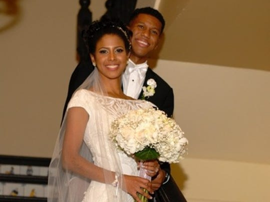 Weddings: Raphael Malbrue & Yaritza Emarie Serrano