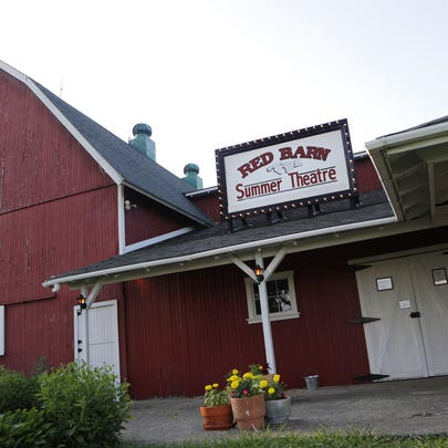 The Red Barn Summer Theatre is located east of Frankfort