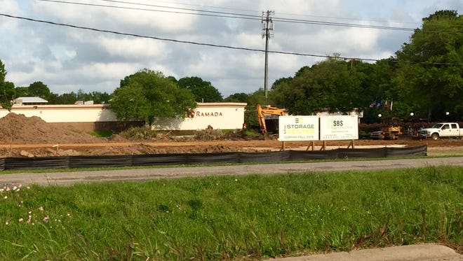 The Storage Center is expanding is location in front of the Ramada Hotel at 2036 NE Evangeline Throughway.